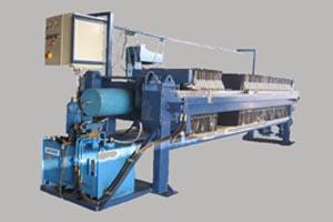 filter press-model M