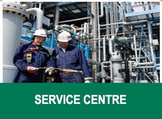 service centre